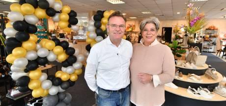 Schoenenhuis Jan Pas in Den Ham viert feest: zestig jaar passie voor schoenen