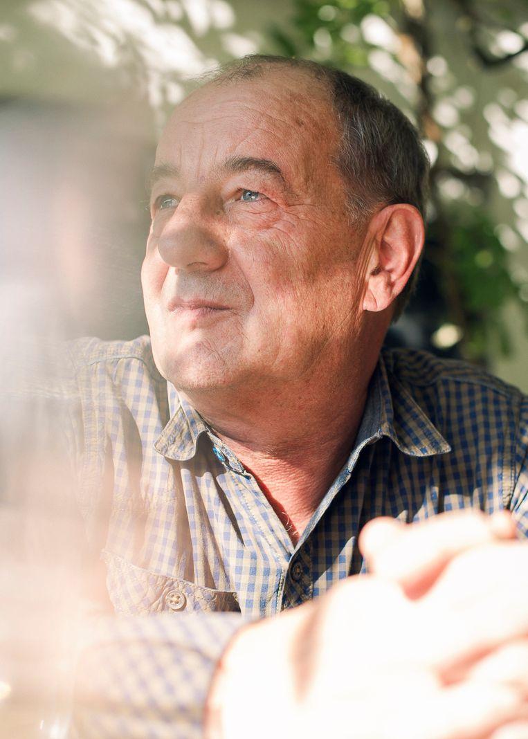 Johan Ackaert: 'Ik stel mij vooral vragen bij de 'presidentialisering' van de lokale kiesstrijd. Men reduceert de strijd tot de populariteit van één persoon, terwijl lokaal bestuur over zoveel meer gaat.' Beeld Tim Coppens