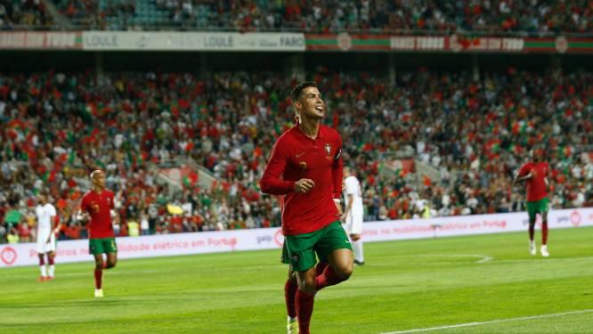 Wéér record voor trefzekere Cristiano Ronaldo