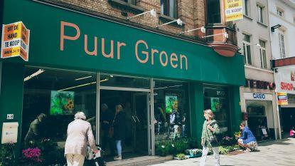 Nieuwe pop-up in de Kattestraat: ontdek de mooiste boeketten en hipste kamerplanten van Puur Groen