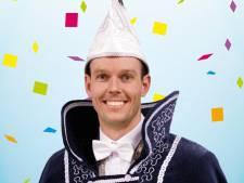 Paul Hendriks nieuwe prins Brouwhazen