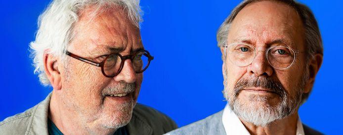 Ernst Daniël Smid en Rob de Nijs.