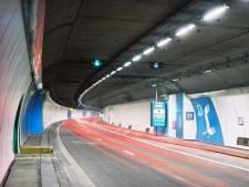 Le tunnel de Cointe à nouveau fermé, une semaine à peine après sa réouverture