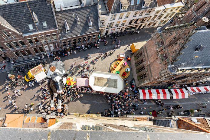Kampen wil zo snel mogelijk weer terug naar 'het oude normaal'.