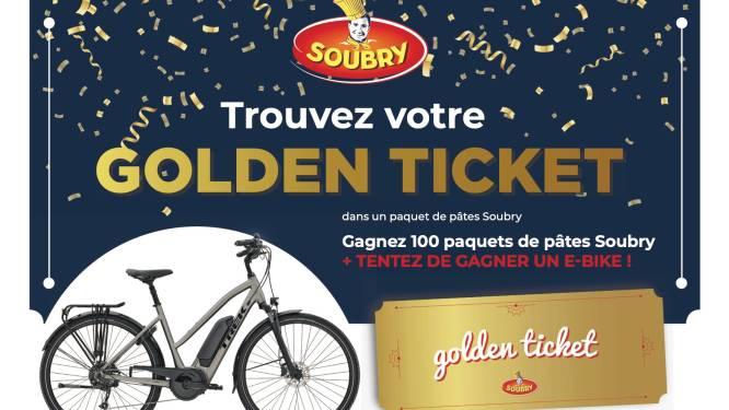 Soubry wordt 100 en verstopt gouden tickets in haar pastaverpakkingen