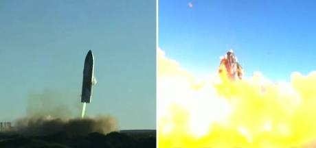 Onderzoek naar SpaceX na raketcrash