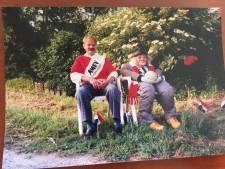 Vleuten hield van enorme lieverd Gijs, die per se met een FC Utrecht-shirt de kist in wilde