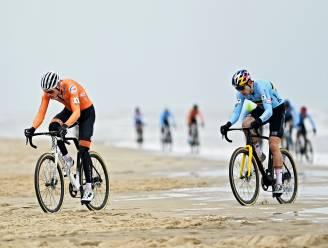IN BEELD. Vreugdetranen bij 'MVDP' en zwoegen op het strand: dit was het WK in Oostende