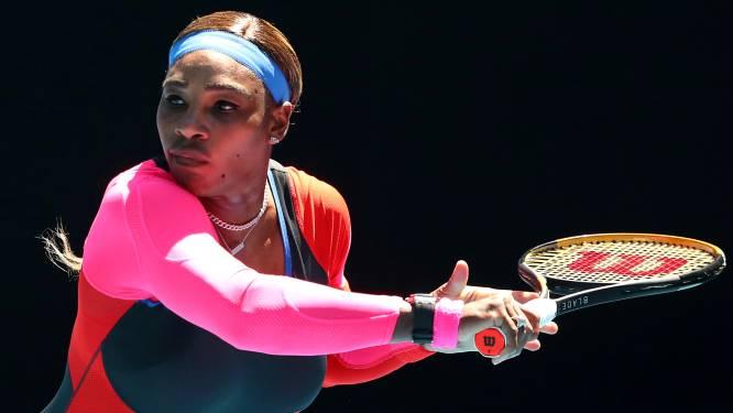 Na afzeggingen bij mannen geeft nu ook Serena Williams forfait voor Miami Open