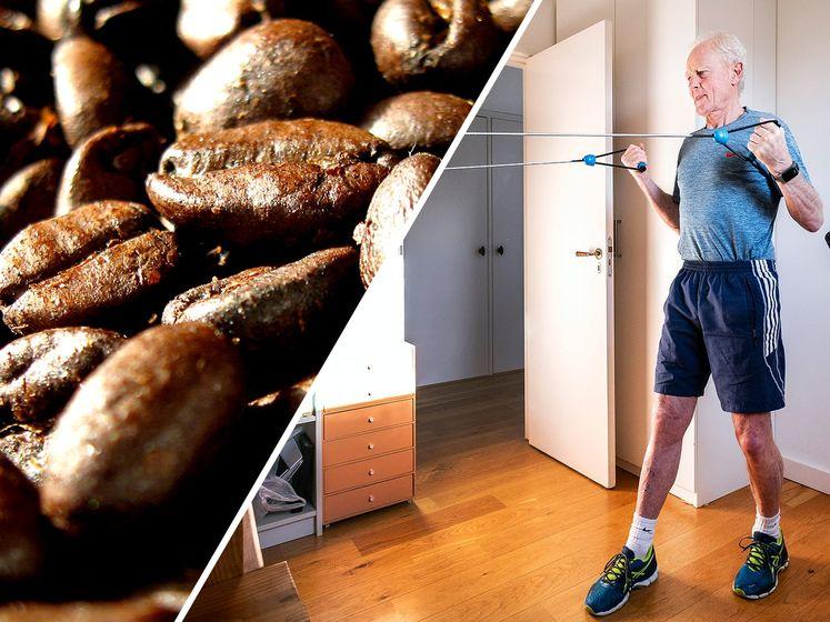 Dit kan een kop koffie voor je doen als je gaat sporten