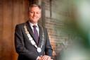 Antoin Scholten, als burgemeester van Venlo.