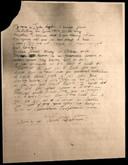 De brief die de federale politie ontving van degene die zich John Anglin noemt