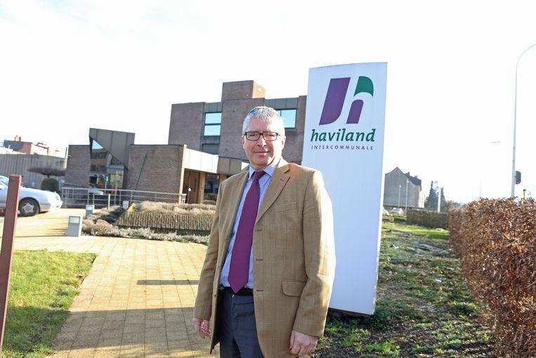 Directeur Stephan Verwee van Haviland.