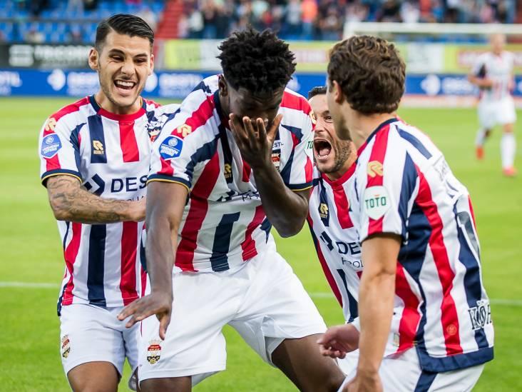 Effectieve hoogvlieger Willem II kan zich meten met Ajax, PSV en Feyenoord