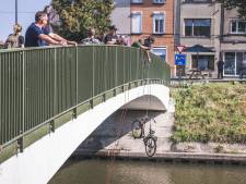 World Cleanup Day in Gent: een berg fietswrakken en massa's ander afval opgeruimd