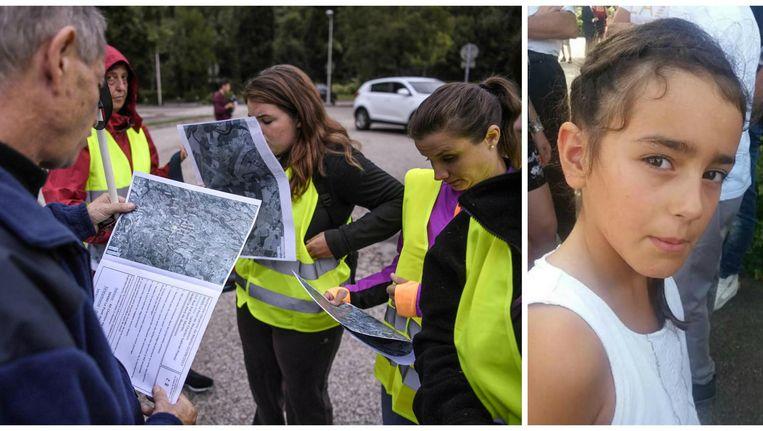 Afgelopen weekend werd een nieuwe zoekactie op poten gezet, maar een week na haar verdwijning is er nog altijd geen spoor naar Maëlys.
