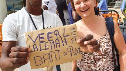 Geld gezocht om kleuterklas af te werken in Senegal