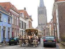 De auto mag weg uit de binnenstad van Doesburg