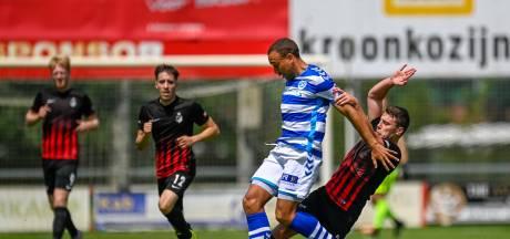 90 kaarten voor fans De Graafschap bij oefenduel in Spakenburg