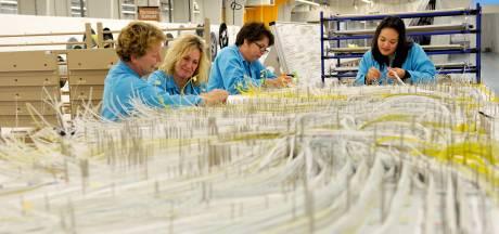 Fokker Elmo blij met forse order vliegtuigmotorenfabrikant Pratt & Whitney