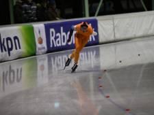 Zilver voor Olav Kooij op NK schaatsen
