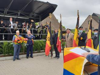 Feest aan Verbrande Brug: Korporaal Trésignies en afgeronde herinrichting