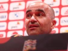 Roberto Martinez sélectionne 33 joueurs, dont cinq nouvelles têtes, pour le triptyque d'octobre