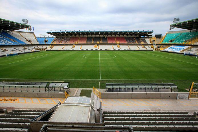 Het Jan Breydelstadion in Brugge.