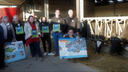 'Boeren met Klasse' overschrijdt kaap van 100 land-en tuinbouwbedrijven