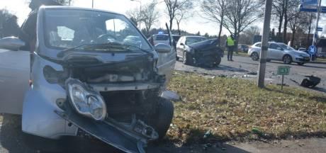 Ravage en gewonde bij ongeluk op N341 in Sibculo