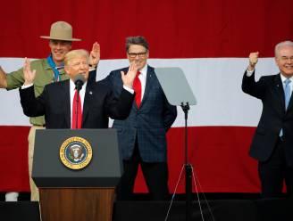 """Witte Huis geeft toe: Trump kreeg geen telefoontje van scoutsleiding om hem te feliciteren met """"beste speech ooit"""""""