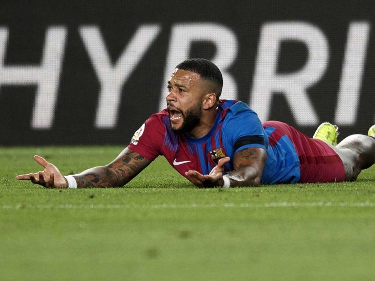 Barcelona morst punten tegen Grenada