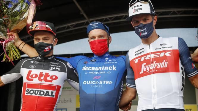 Florian Sénéchal wint Primus Classic na sprint met vijf, Jasper Stuyven mooi derde
