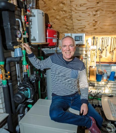 'Huizen Rijnsaterwoude te verwarmen met warmte uit het Braassemermeer'