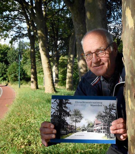 Van Romeinse grensweg naar drukke autoweg: Ed schrijft boek over geschiedenis Utrechtsestraatweg