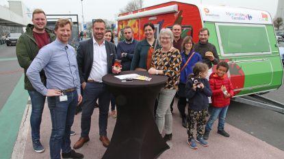 Kleine aankopen, groot gebaar: Sociale kruidenier KABA houdt inzameling aan Carrefour B-Park