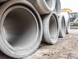 Aquafin breekt Beverestraat open: twee maand verkeershinder