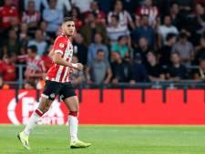 Maxi Romero blij met rentree: 'PSV heeft me goed opgevangen'