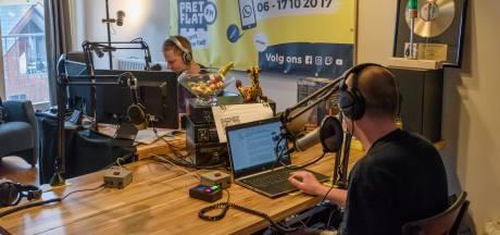 Pretflat FM weer in de lucht vanuit Haaksbergen