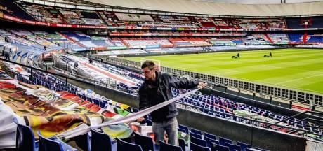 Vijf miljoen euro gestort voor testevenementen, maar voor wedstrijd Vitesse is paar honderd testen al te veel