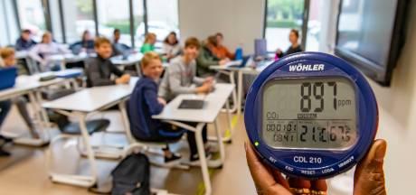 Val je in slaap in de klas? Luchtkwaliteitsmeters voor alle scholen in strijd tegen bedompte klaslokalen