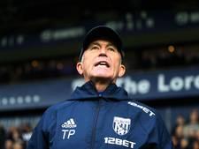 West Bromwich Albion ontslaat Tony Pulis