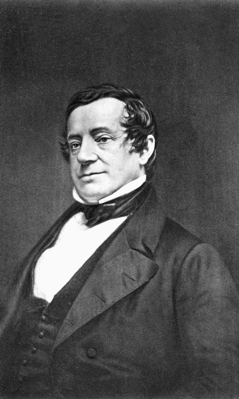 Washington Irving Beeld Getty