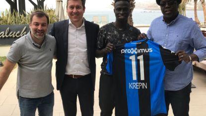 Diatta naar Club Brugge