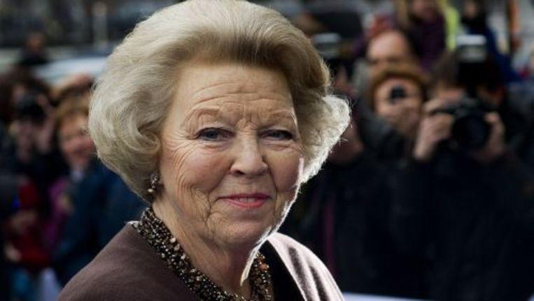 Koningin Beatrix. Foto ANP Beeld