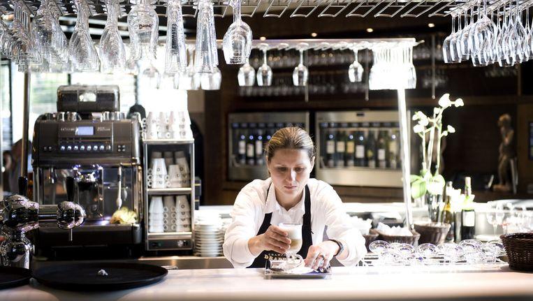 Park Side Brasserie. Beeld Johan Martens