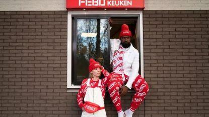 Nederlandse snackbar Febo lanceert nieuwe kledinglijn voor de winter