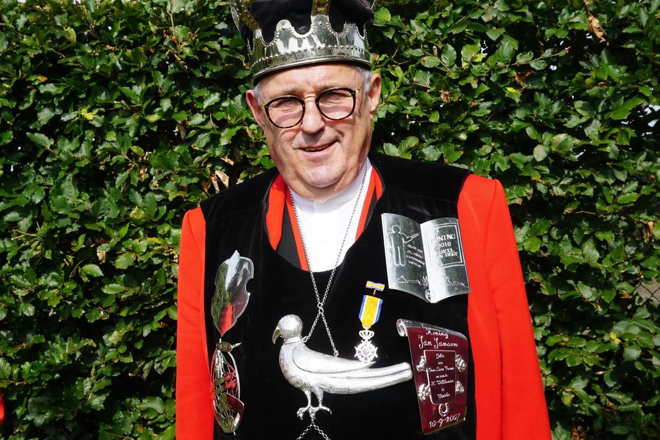 Harrie van Loon uit Wintelre.
