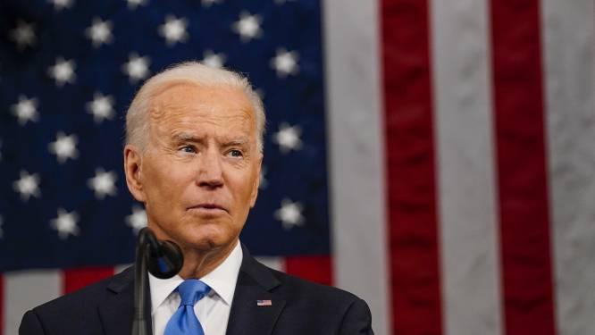 """Les 100 jours de Joe Biden: """"L'Amérique va de nouveau de l'avant"""""""