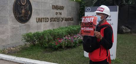 VS halen diplomaten terug uit Myanmar